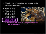 Scientific Notation Lesson, Conversion of Units, Significa
