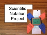 Scientific Notation Project and Rubric