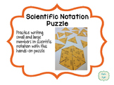 Scientific Notation Puzzle