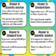 Scientific Notation Task Cards (Word Problems)