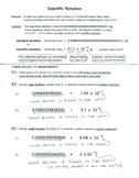 Scientific Notation Tutorial