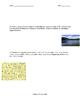 Scientific Notation Word Problem Practice