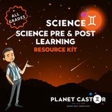 Science Pre & Post Learning Kit | Gather Knowledge & Misco