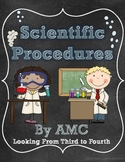 Scientific Procedure Posters and  Forms