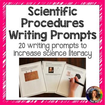 Scientific Procedures Writing Prompts