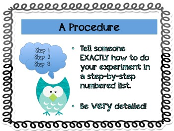 Scientific Process Made Easy!