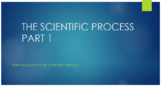 Scientific Process (Method) Unit