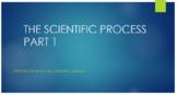 Scientific Process (Method) Unit