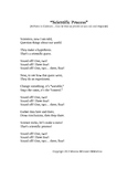 Scientific Process Poem