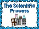 Scientific Process Posters, Task Cards, Journal Labels