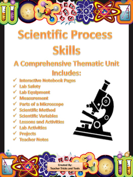Scientific Process Skills Complete Unit