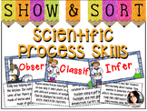 Scientific Process Skills Sorting Activity SCIENTIFIC METH