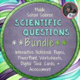 Scientific Method: Scientific Questions PACKAGE