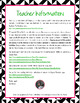 Scientific Method: Scientific Questions Practice Homework Sheet