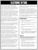 Scientific Reading Activity or SUB PLANS
