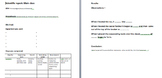 Scientific Report Scaffold - differentiated 3 levels Years 7-10