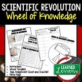 Scientific Revolution Activity, Wheel of Knowledge (Interactive Notebook)