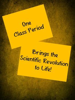 Scientific Revolution Awards Ceremony Activity