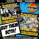 Scientific Revolution Complete Unit & Google Ready Combined History Bundle