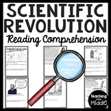 Scientific Revolution Document Based Questions; Renaissance, Copernicus