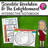 Scientific Revolution & Enlightenment Interactive Notebook Unit World History