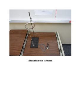 Scientific Revolution Experiments Lesson
