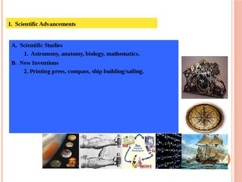 Scientific Revolution Group Activity