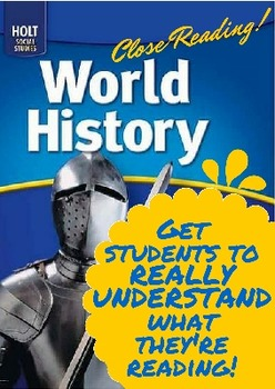 """Scientific Revolution Holt World History Ch. 13 Sec. 1 """"A New View of the World"""""""