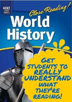 "Scientific Revolution Holt World History Ch. 13 Sec. 1 ""A"
