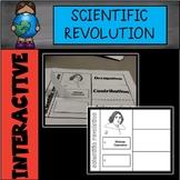 Scientific Revolution Interactive Journal
