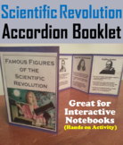 Scientific Revolution Interactive Notebook Activity