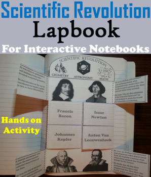 Scientific Revolution Interactive Notebook Activity