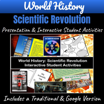 Scientific Revolution Interactive Power-point & Student Ac