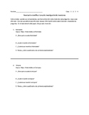 Scientific Revolution- Inventions Research (SPANISH VERSION)