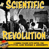 Scientific Revolution Notes & Activity Lesson Set Common C