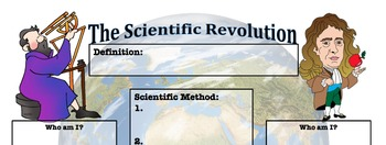 Scientific Revolution One Pager