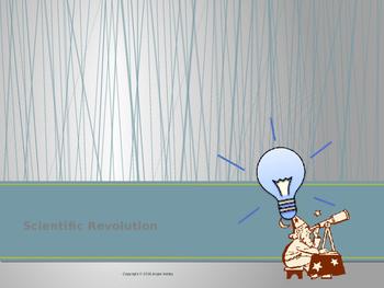 Scientific Revolution & Student Note Packet Power Point