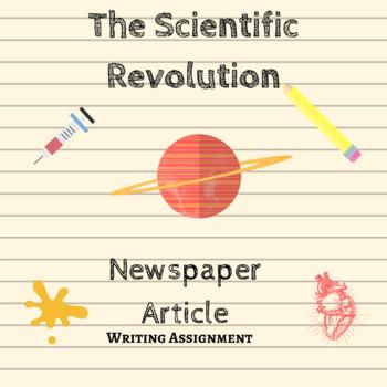 Scientific Revolution Project