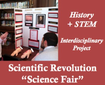 "Scientific Revolution ""Science Fair"" Project"