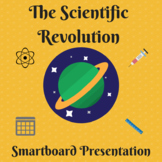 Scientific Revolution Smartboard Presentation