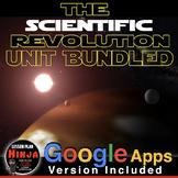 Scientific Revolution Unit: PPTs, Worksheets, Project, Lesson Plans+Test