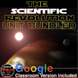 Scientific Revolution Unit: PPTs, Worksheets, Project, Lesson Plans+Test