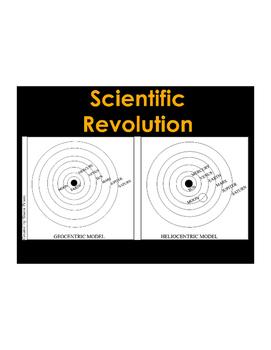 Scientific Revolution Vocabulary Builder