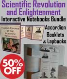 Scientific Revolution & the Enlightenment Interactive Notebooks Activity Bundle
