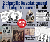 Scientific Revolution and the Enlightenment Task Cards and Activities Bundle
