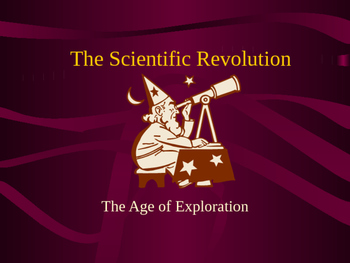 Scientific Revolution lesson plan/ lecture