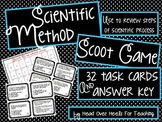 Scientific Method Scoot Game {Task Cards}