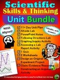 Scientific Skills and Thinking Unit Bundle