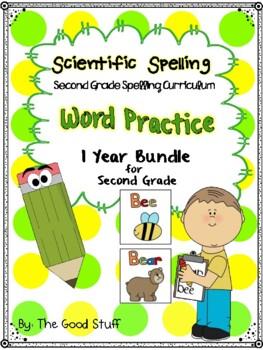 Scientific Spelling Word Practice/Neuhaus