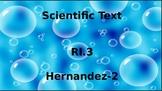 Scientific Text